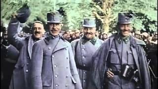 L'Europe en 1914 et le déclenchement de la Grande Guerre