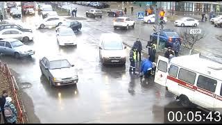 Происшествия на дорогах региона