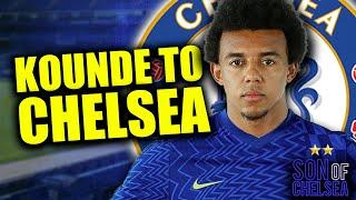 BREAKING: Chelsea In Talks to SIGN Jules Kounde From Sevilla! Chelsea Transfers