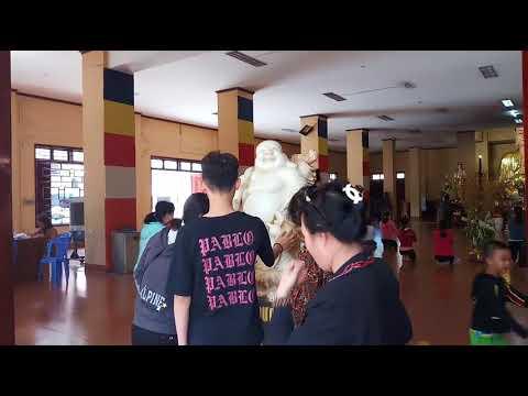 Nhà thuốc Thu Minh đi chùa Phổ Quang Tết Mậu Tuất