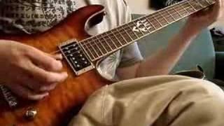Metallica - Until It Sleeps (guitar cover)