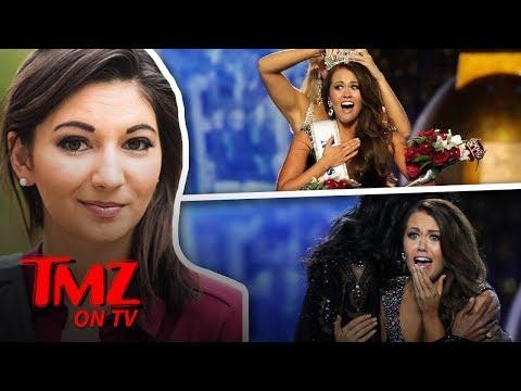 Miss Denver Resigns In Support Of Miss America! | TMZ TV