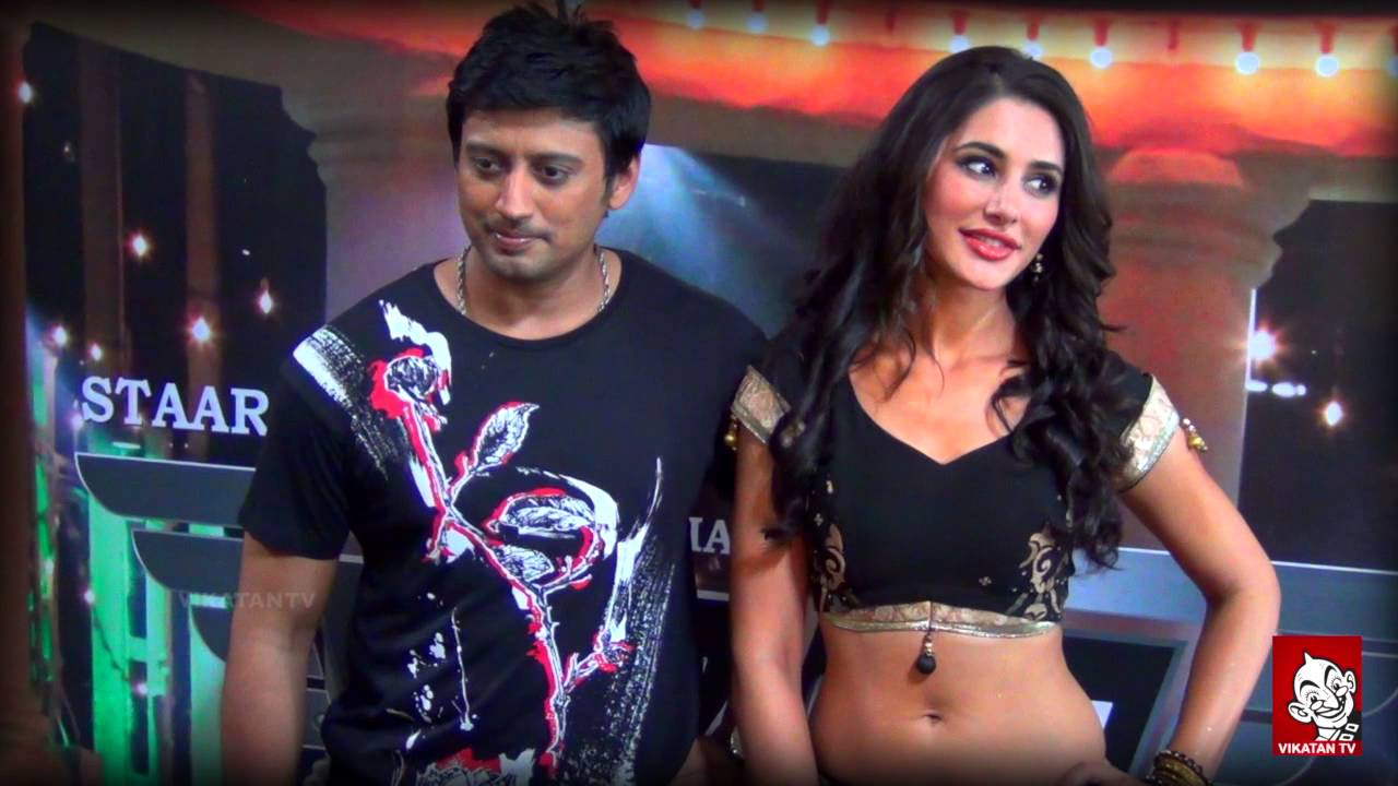 Nargis Fakhri Shoots An Item Number In Chennai - Cinema Vikatan