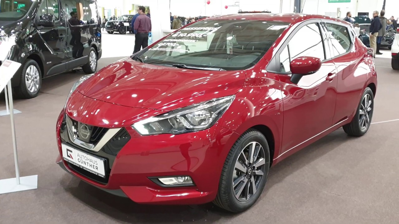 2019 new nissan micra exterior and interior