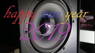 Happy new year 2019 My system full power and a little blowout