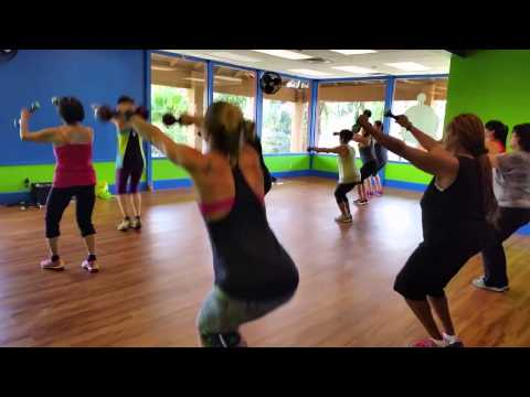 Brickhouse Cardio Club San Diego – ZUMBA TONING