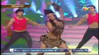 COMBATE Desafio Aguita de coco [Verde vs Rojo] 04/06/13