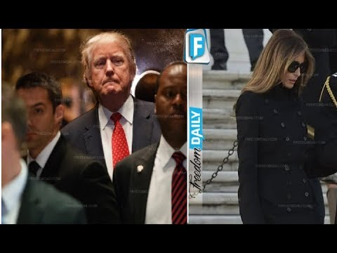 Trump Dropped Everything To Go To Hospital With Melania – Who They Ran Into Changed Their Lives