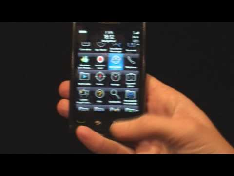 RIM Blackberry Storm 2 (9520) - Digital Versus / Les Numeriques