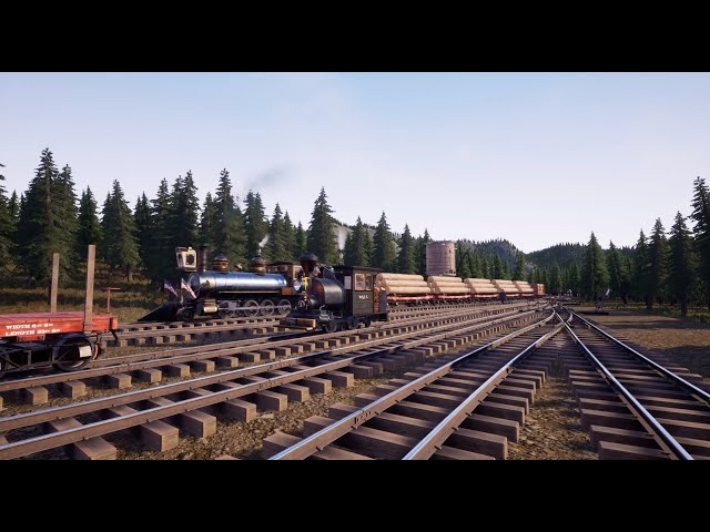 RAILROADS ONLINE - The one that almost got away