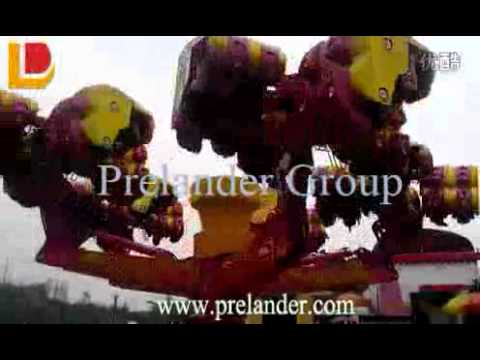 24 Seats Super Quality Hydraulic Energy Storm-Amusement Equipment,Amusement Ride