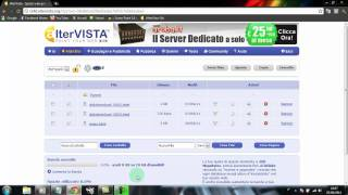 Come creare una pagina web in html con altervista(Tutorial1)