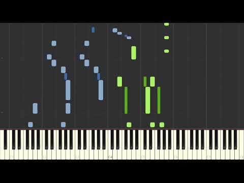 W.A. Mozart - Eine Kleine Nachtmusik [Solo piano tutorial]