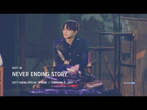 [4K] 190203 NEVER ENDING STORY GOT7 JB