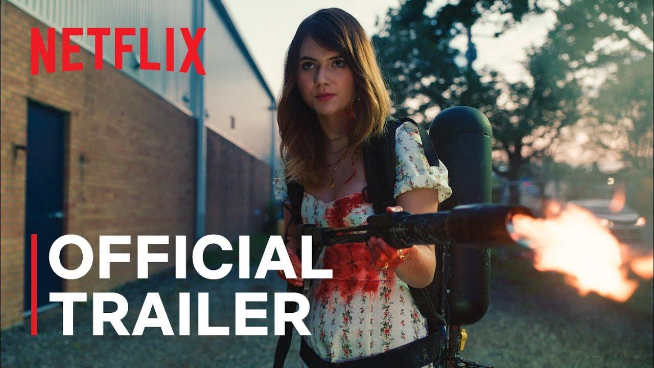 The Splattering | Official Trailer