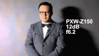 Sony PXW-Z100, Z150, X70 High Contrast Comparison Footage