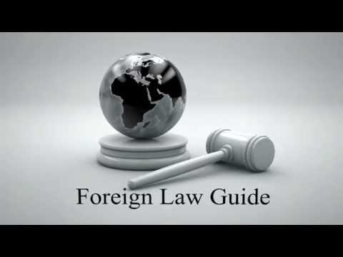 Brill's Foreign Law Guide