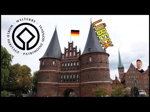 A UNESCO World Heritage City In Germany: Lübeck | German History And City Tour | Get Germanized
