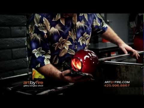 Art by Fire Television Ad