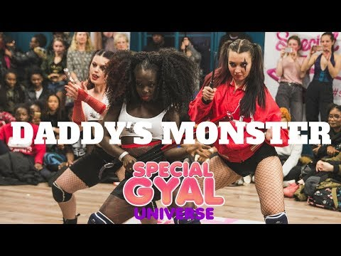 DADDY'S MONSTER WINNER SHOW CONTEST - SPECIAL GYAL UNIVERSE