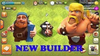 WHY THE BUILDER LEFT | Clash of Clans Latest Update | BARBARIAN is new builder