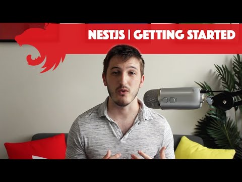 Journey To Full-stack Typescript: Getting Started with NestJS by