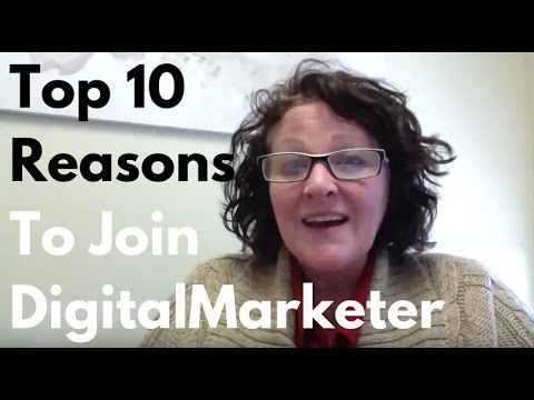 DigitalMarketer Testimonial from Wendy Richmond