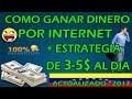 como ganar dinero por internet en venezuela 100% confiable / Kolotibablo 2018