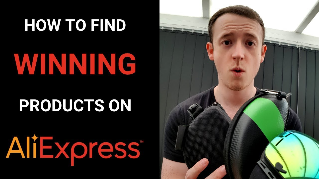 How to Find Winning Products on Aliexpress | Shopify Dropshipping Guide