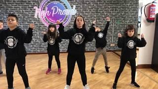 Fiesta- Dancehall KIDS con Mika| NuhProud