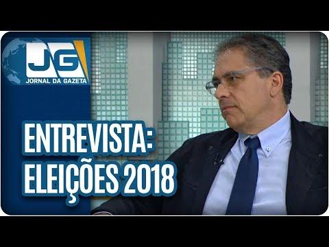 Maria Lydia entrevista o dep. Carlos Zarattini, líder do PT na Câmara, sobre as eleições de 2018