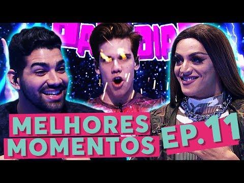 Pablo Vittar e Dilsinho e Mr. Poladoful | Só Pra Parodiar | Melhores Momentos | Música Multishow