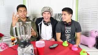Smoothie Challenge Ft. Wassabi Productions