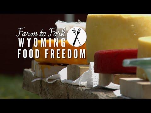 Farm to Fork Wyoming Food Freedom