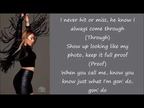 Fifth Harmony-Deliver (Lyrics)