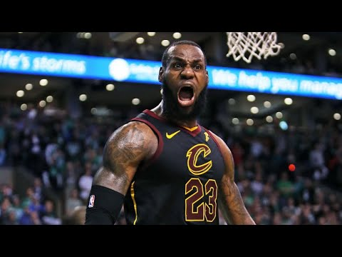 LeBron James Shots That Made Teams Give Up