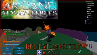 "ROBLOX - Arcane Adventures (Season 6) - Ep. 147 "" Skull the Shadow User! IAK's hunt for 50 aurem!"""
