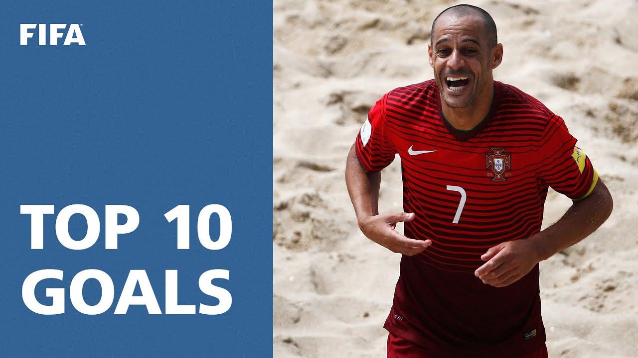 TOP 10 GOALS | FIFA Beach Soccer World Cup Portugal 2015
