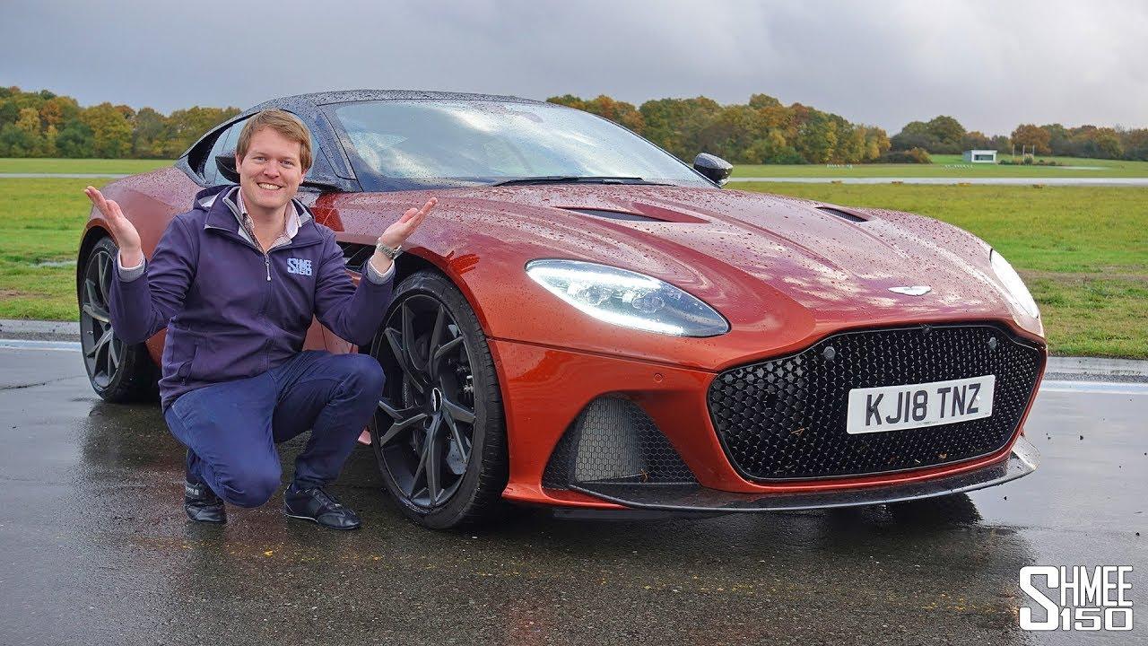 Should I Buy An Aston Martin Dbs Superleggera Test Drive