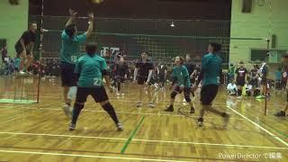 Soft Volleyball 2018 7/8 Nogata League Highlights