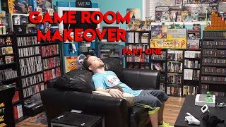 Game Room Makeover - Part One