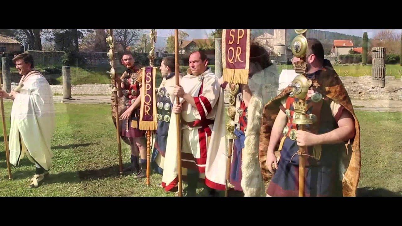 Rencontre vaison la romaine