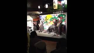 2013/5/12 晴好夜市にて.