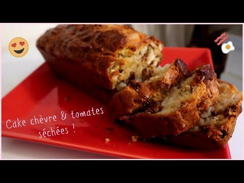👩🏼🍳|-recette-|🍅-cake-chèvre-&-tomates-séchées-!-succès-assuré-!