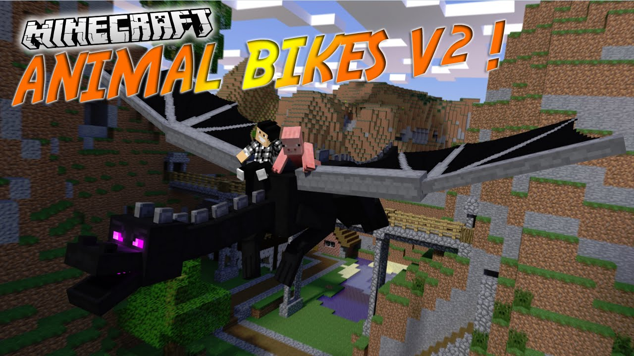 animal bikes mod 1.7.10