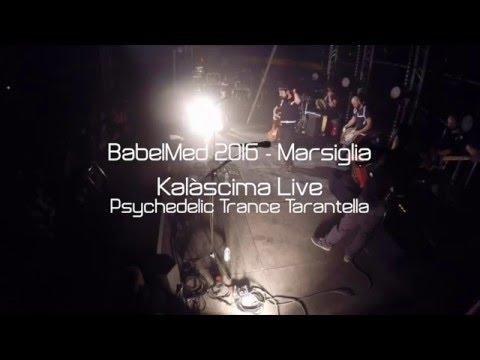 Kalàscima - Psychedelic Trance Tarantella Live @ BabelMed 2016