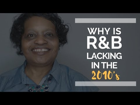 R&B and Black Artist Representation | What's wrong with R&B today?