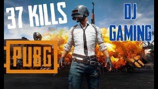 Pubg Mobile Chicken Dinner 37 Kills With Dj Gaming