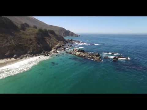 LifeProof Unleashed: Roadtripping through Big Sur (Drone Footage)