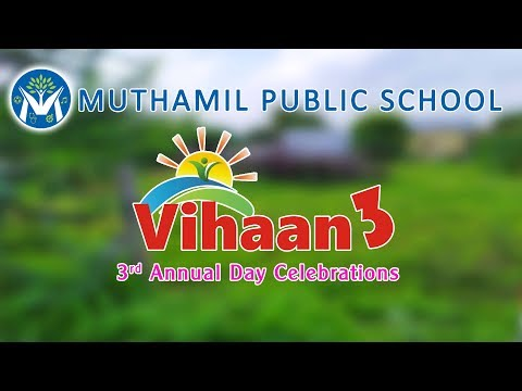 Muthamil Public School Live Stream
